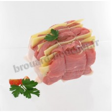 Filet de Dinde Orloff (500g)